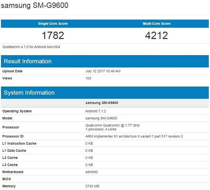 Qualcomm高通Snapdragon 840跑分:三星Galaxy S系列搭載、效能驍龍821水平