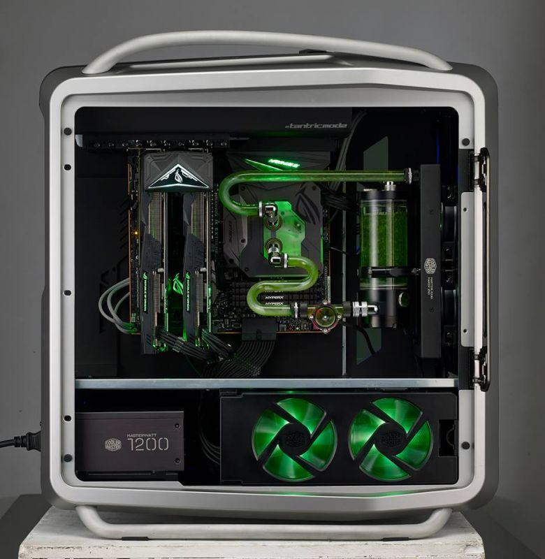 Coolermaster Cosmos 25th