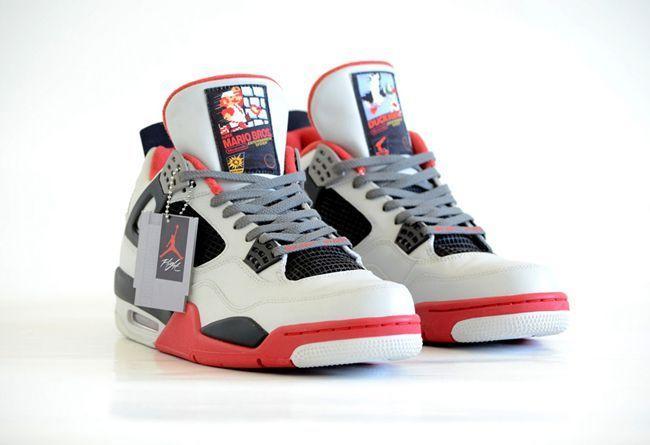 Nintendo任天堂NES主題Air Jordan限量球鞋
