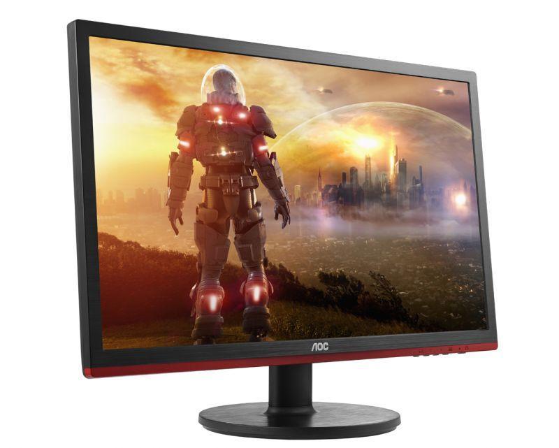 為電競而戰 為戰鬥而生 AOC G2460VQ6 24吋專業電競顯示器