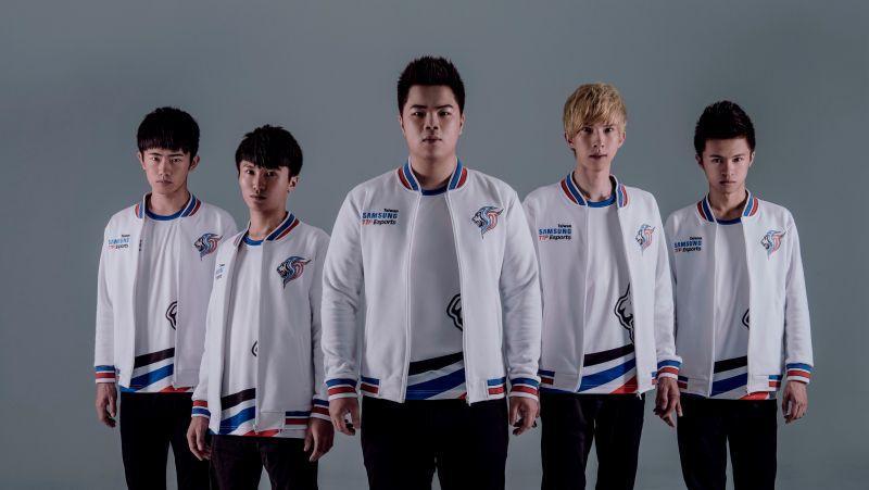 電競「星」勢力來襲!Samsung TTP Esports成員首亮相