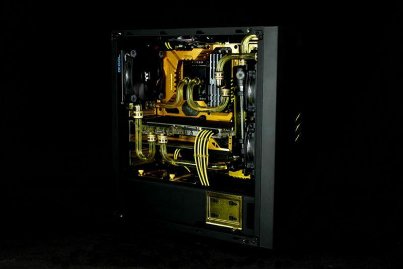 gold-Water-cooled