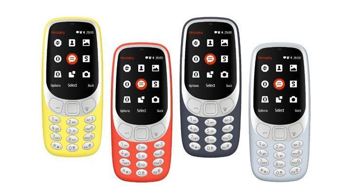 NOKIA 3310 3G版通過FCC認證!與NOKIA 8聯袂登場?!