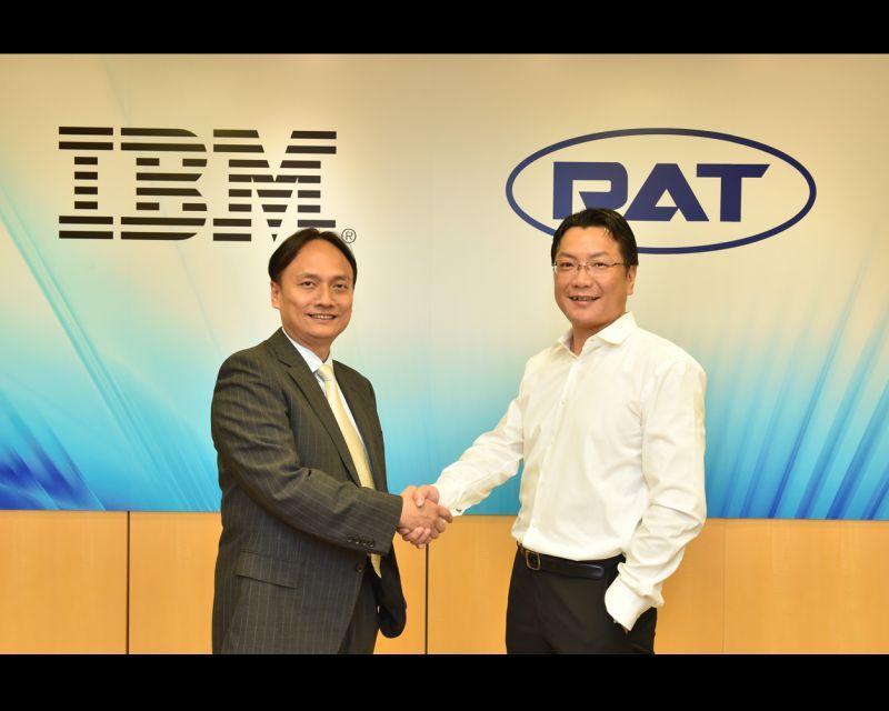 億鴻工業攜手IBM 實現SAP HANA雲端即戰力