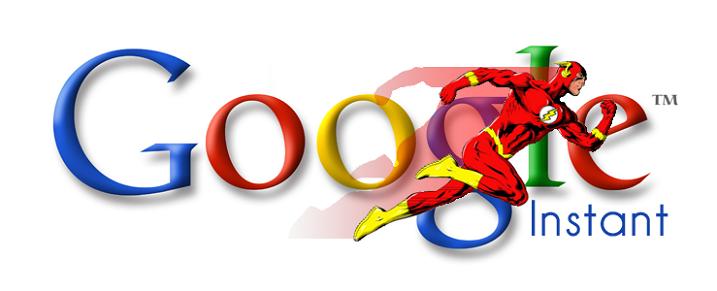 Google將關閉Google Instant瞬間搜尋功能