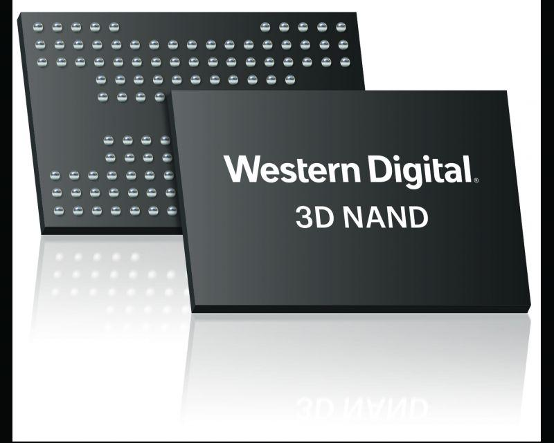 Western Digital發表可應用於3D NAND的X4技術