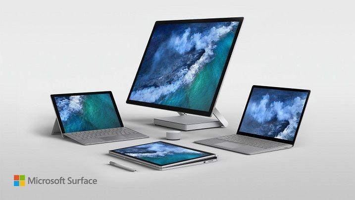 Microsoft微軟推動Surface下重本!
