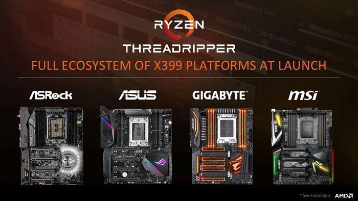 這不夠發燒,Ryzen Threadripper平台暫不支持NVMe RAID引導