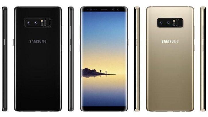 Samsung三星第一次:Galaxy Note 8將附贈保護套!