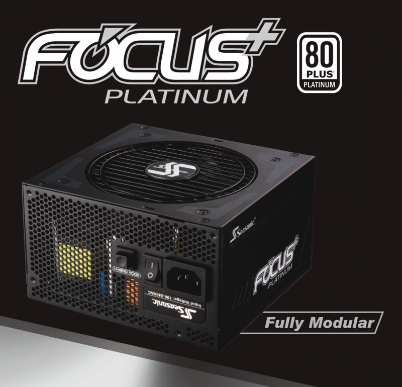 新品上市 FOCUS PLUS 「聚焦,海韻」