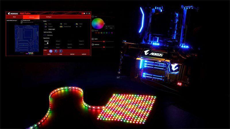 技嘉發表X399 AORUS Gaming 7電競主機板