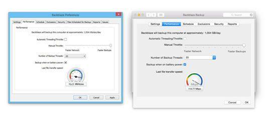 Backblaze 5.0增加了修復/連接速度,並增加圖片預覽等功能