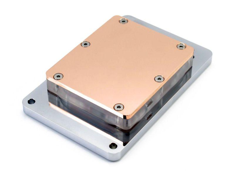 XSPC Socket TR4 水冷頭即將推出