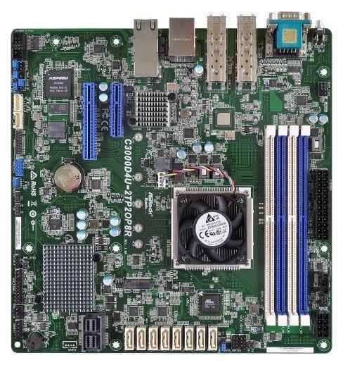 永擎電子新推出微型伺服器主機板,升級下一代Intel Atom®處理器C系列,隆重登場!