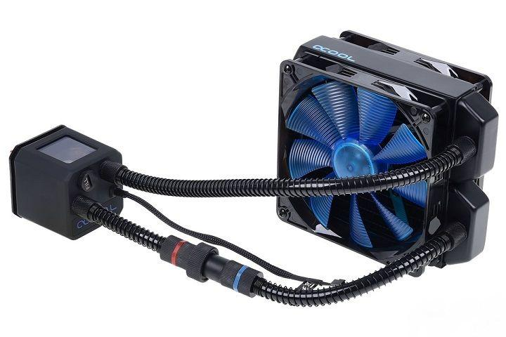 Alphacool推出史上最大水冷散熱器:Eisbaer