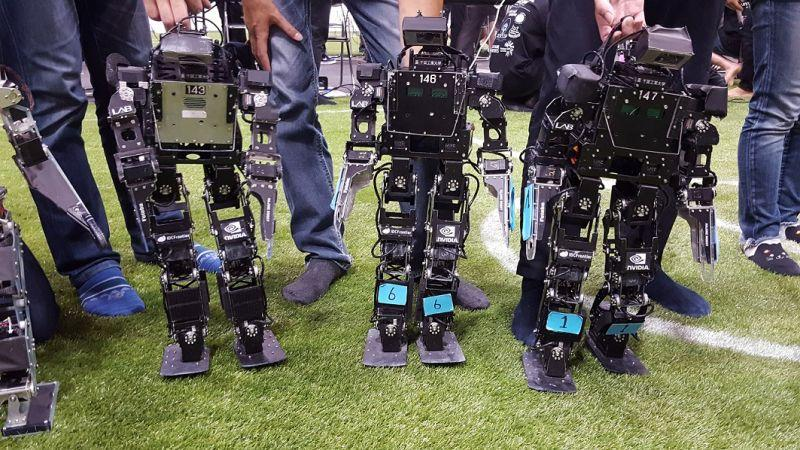 NVIDIA 與全球科技菁英攜手打造智慧城市與機器人