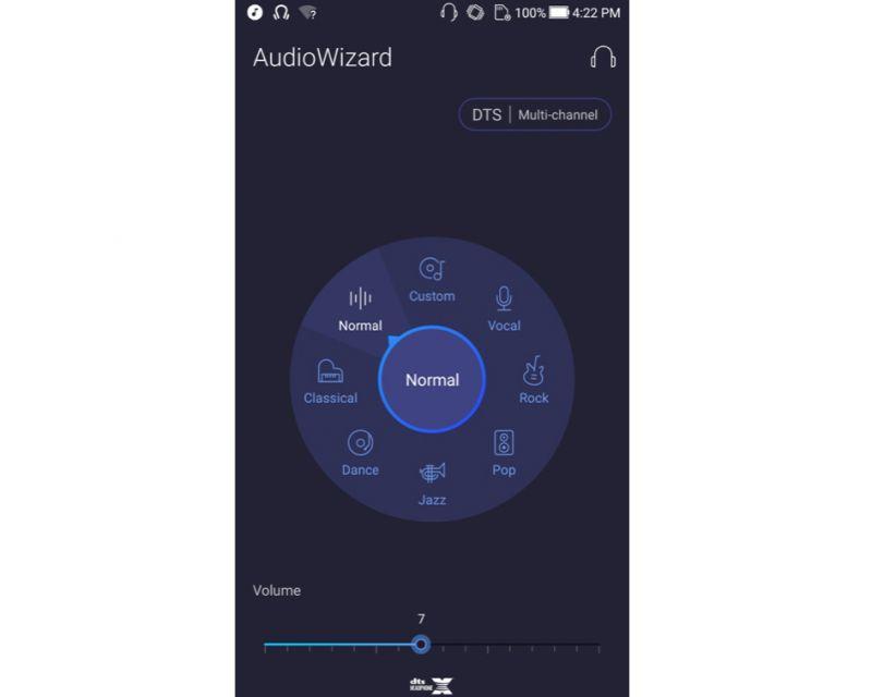 DTS Headphone:X音訊技術整合在華碩ZenFone 4新款智慧型手機