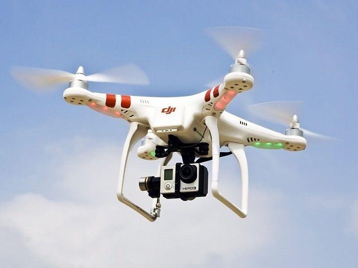 DJI大疆無人機破紀錄飛到11000英呎高空!