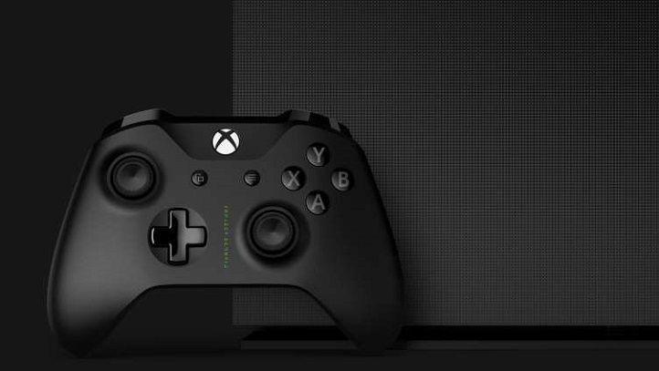 Xbox One X硬體透視