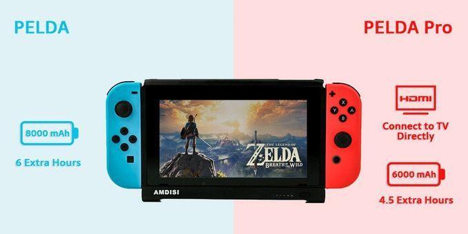這款Nintendo任天堂Switch周邊大受歡迎!