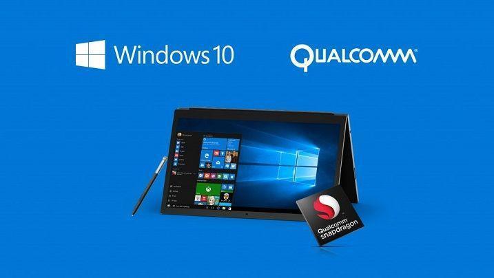 Snapdragon驍龍835版Windows 10筆電快來了!