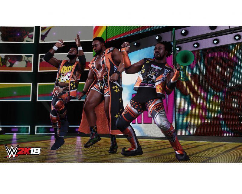 《WWE 2K18》公佈最後一批超級巨星選手陣容