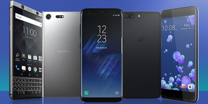 AnTuTu安兔兔發表八月智慧型手機好評榜:猜猜誰奪第一?