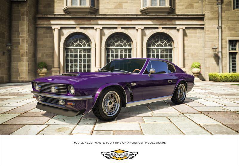 GTA 線上模式現正推出浪子經典疾速 GT,外加本週獎勵活動