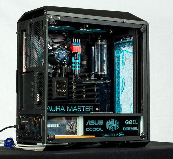 Aura Master