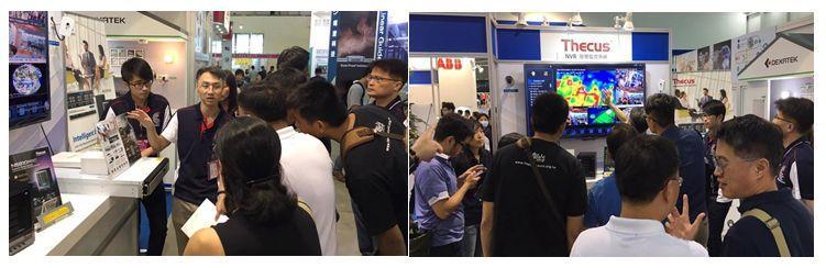 Thecus在台北國際自動化工業大展中大放異彩