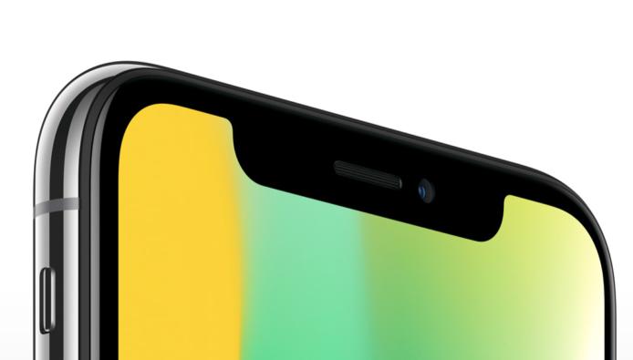 """iPhone X""""瀏海""""造型被虧 開發者把它變酷"""