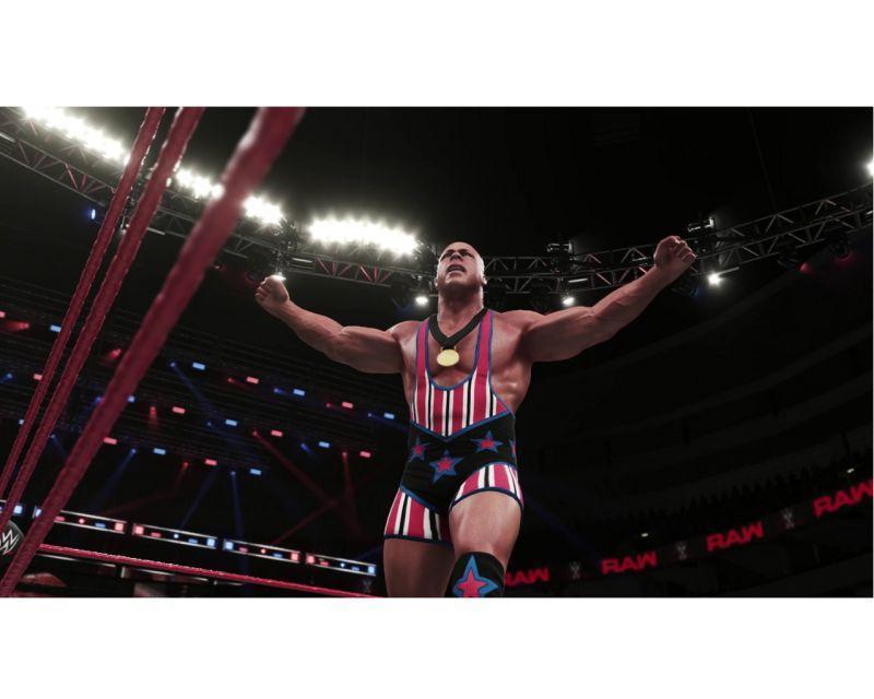 《WWE 2K18》釋出實機遊戲宣傳影片「燒毀」(BURN IT DOWN)