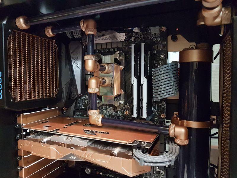 INWIN 805水冷機