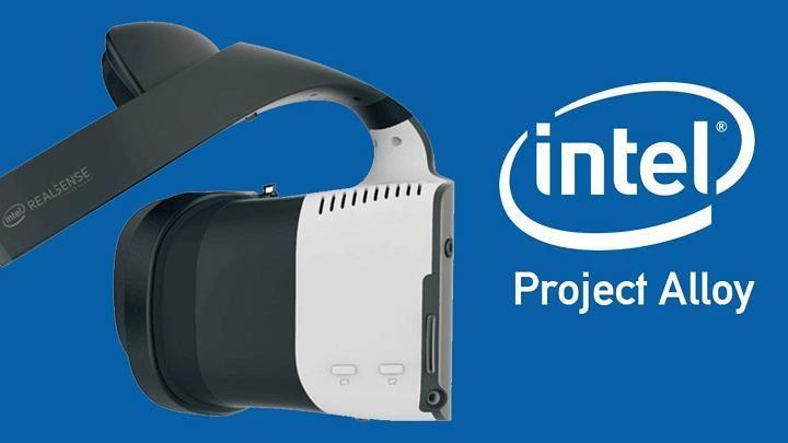 Intel宣布放棄AR頭戴裝置-Project Alloy計畫!
