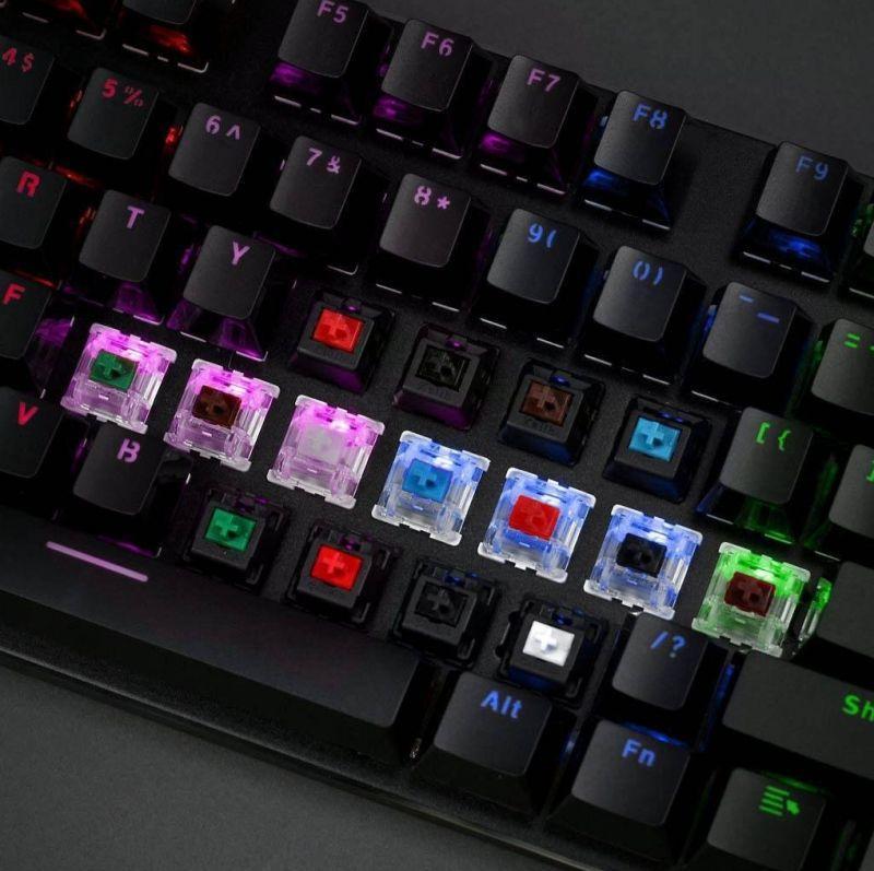 Glorious 模組化機械式遊戲鍵盤已開放預購