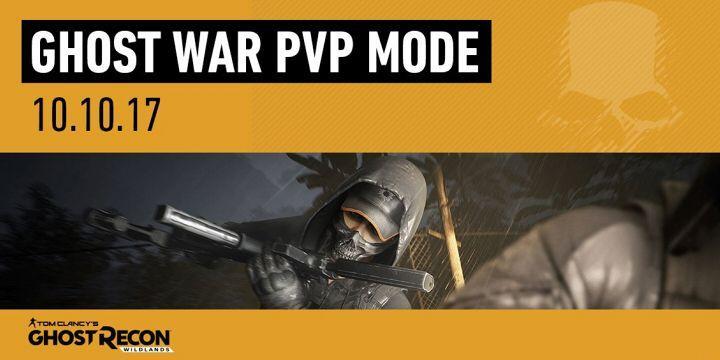 《魅影戰爭》 PvP 模式將於 10/10 在《火線獵殺:野境》中登場