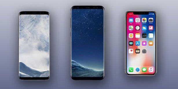 Apple賣iPhone X 三星跟著賺很大