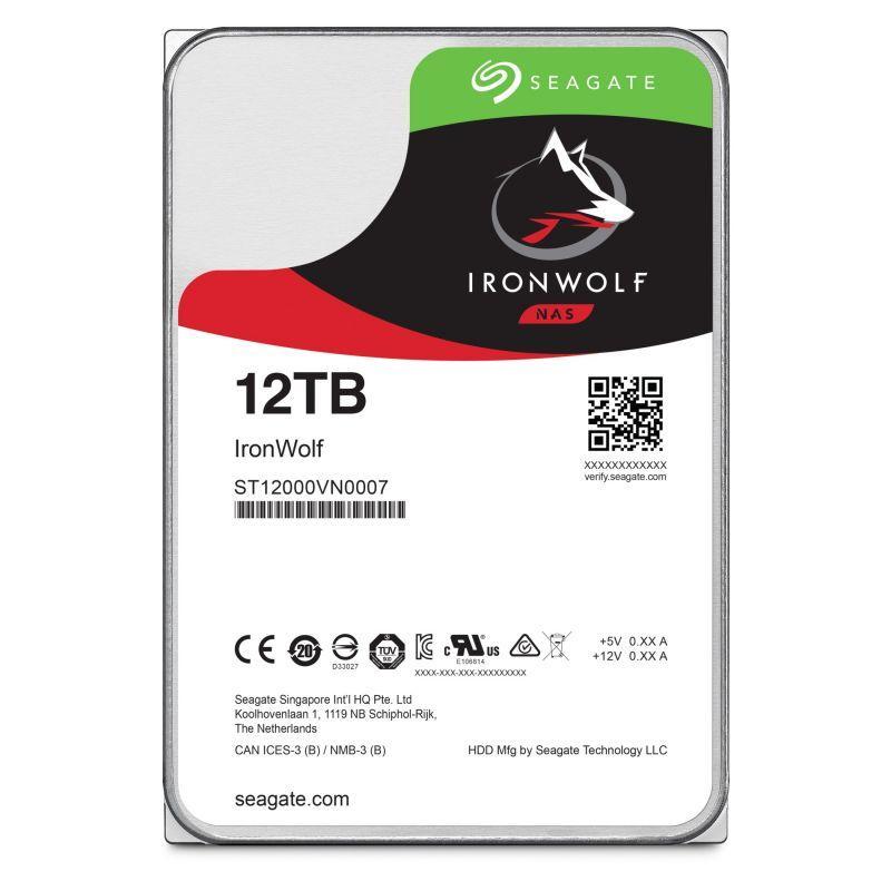 希捷擴大守護者系列產品線 推出12TB NAS和桌上型硬碟