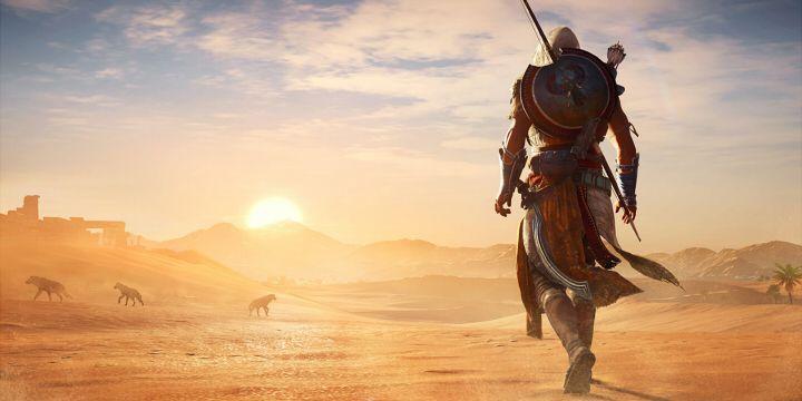 Ubisoft 公布《刺客教條:起源》的 PC 規格需求
