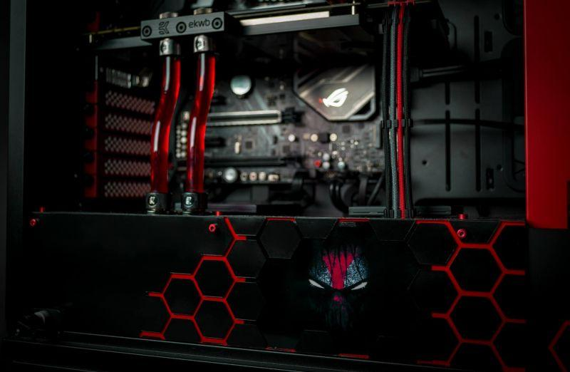 In Win 509 ROG Certified