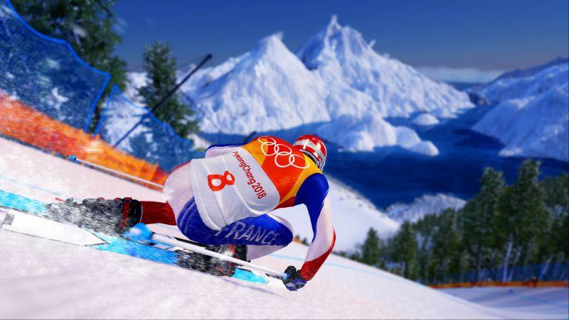 UBISOFT 公開《極限巔峰:奧運之路》故事模式 收錄冬季奧林匹克運動會真實運動員