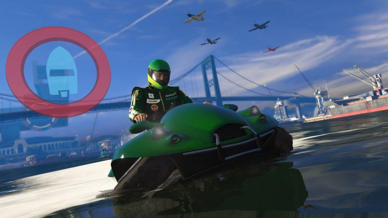 GTA 線上模式:變形狂飆競速現已開放遊玩