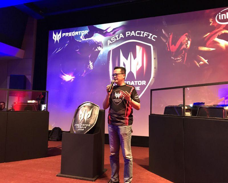 宏碁2018 亞太區Predator電競聯盟大賽 邀請各路玩家共襄盛舉10/20正式開跑