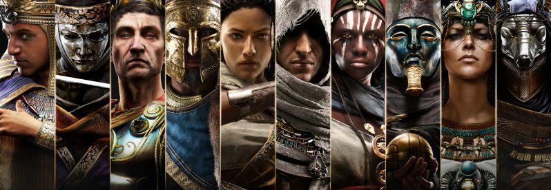 《刺客教條:起源》史詩般的埃及之旅現己推出