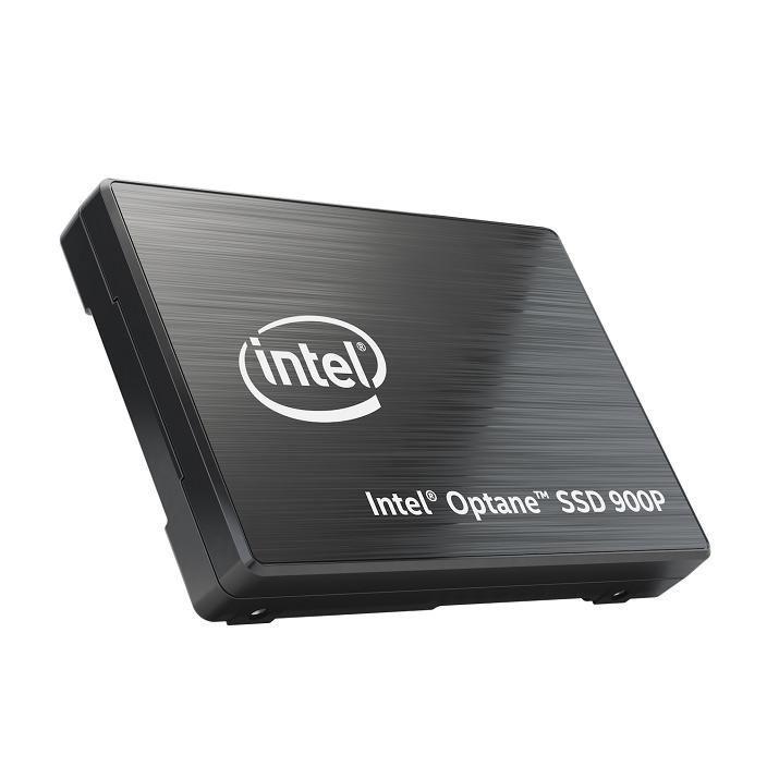 Intel發表Optane首款消費性SSD:Optane SSD 900P
