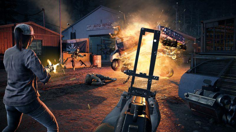 UBISOFT 公布《極地戰嚎 5》「雇傭兵」雙人合作模式