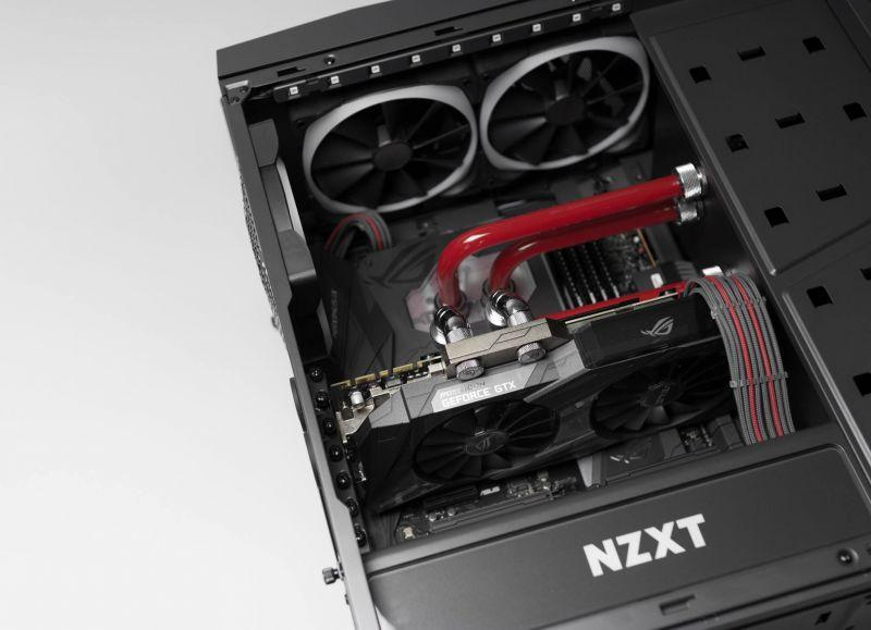 Fast project for NZXT & ASUS