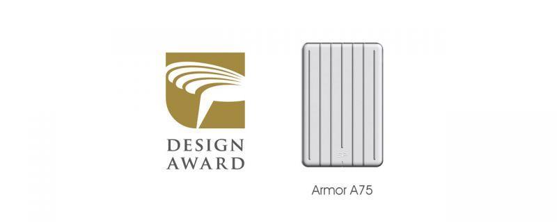 獲獎再締新猷 SP廣穎電通Diamond D30與Armor A75外接式硬碟榮獲2017金點設計獎
