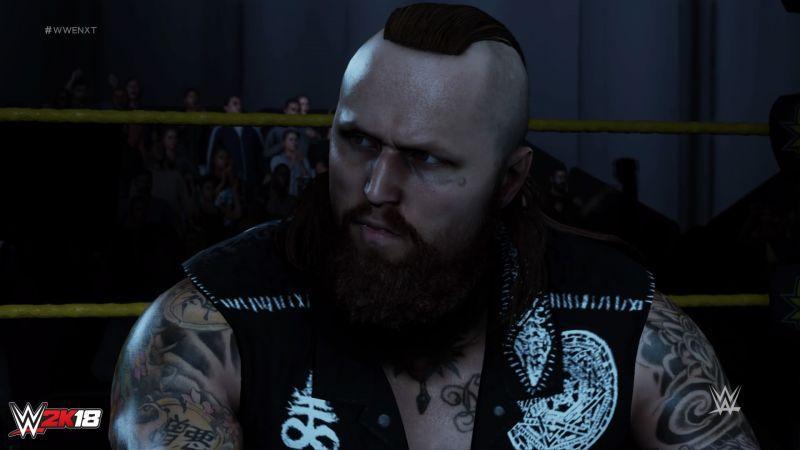 2K推出《WWE 2K18》可下載內容「NXT世代包」