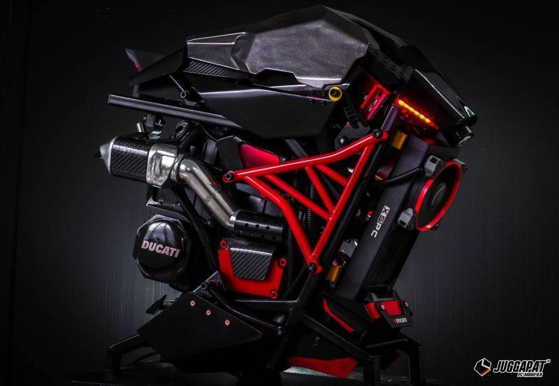 Ducati Monster PC